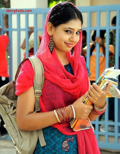 Bangladeshi School Girl  R U Like School Girl Photo -8474