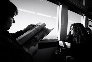 Morning Commuters | by Gerald Verdon