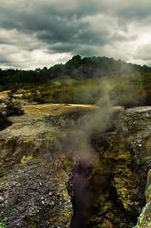wai o tapu 5- Geothermal thermal wonderland NZ | by john@aus