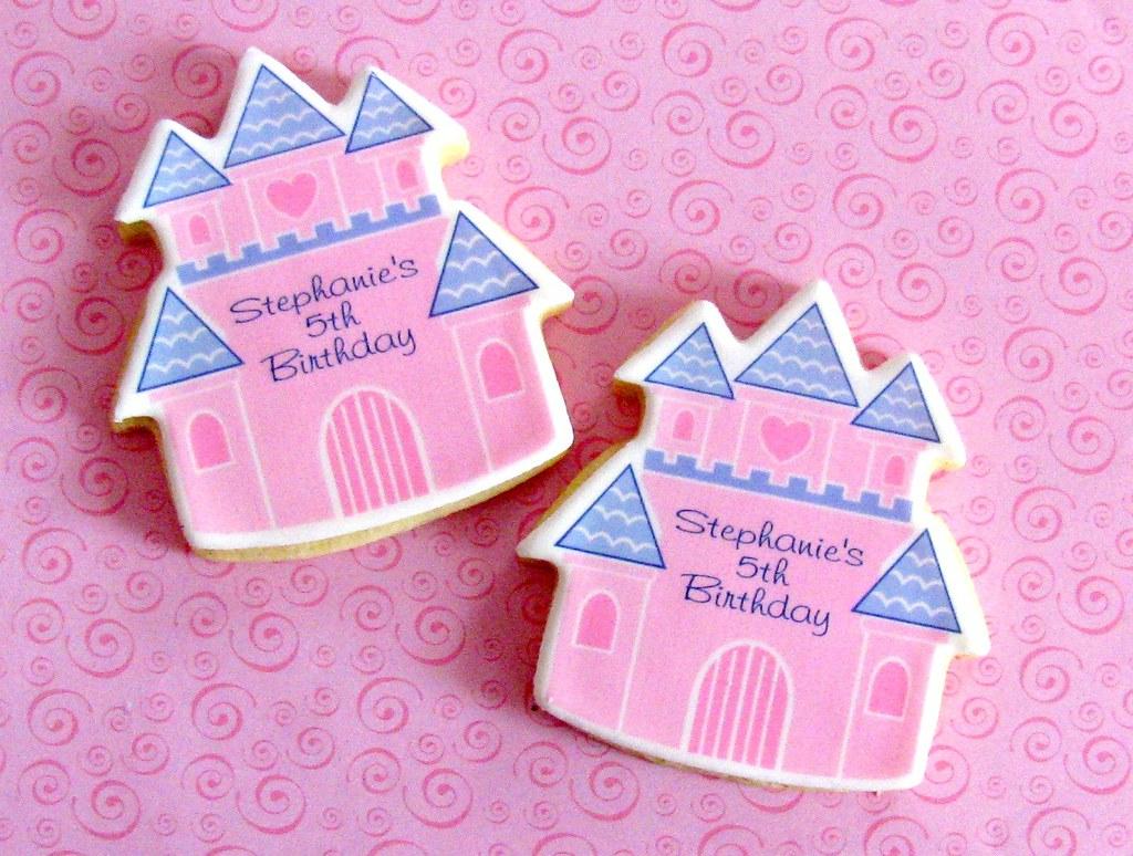 Castle Cookie   Every princess needs a castle   Cheryl   Flickr