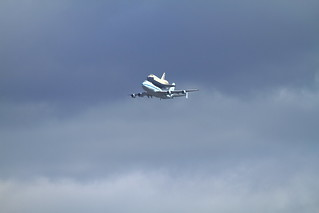 Space Shuttle Enterprise Arrives In New York City | by pmarella