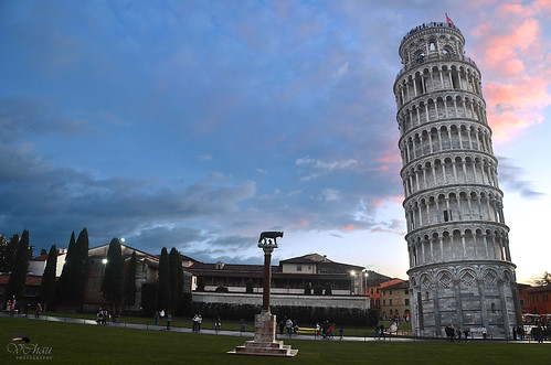 pisa | by vchau photography