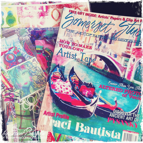 mixed media giveaway by traci bautista5 | by treiCdesigns