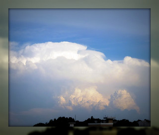 Impressive clouds: towering cumulus | by silwittmann