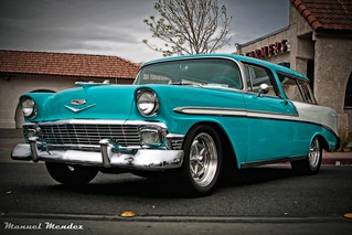 '56 Nomad | by True Mendez Foto (aka Darkhorse68)