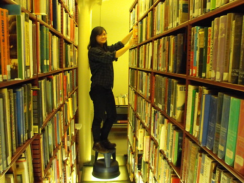 Shelving | by Forbes Library