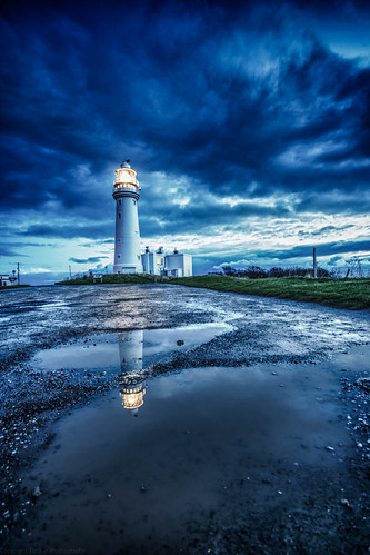 Flamborough Lighthouse January 2012 | by Tucker Photography