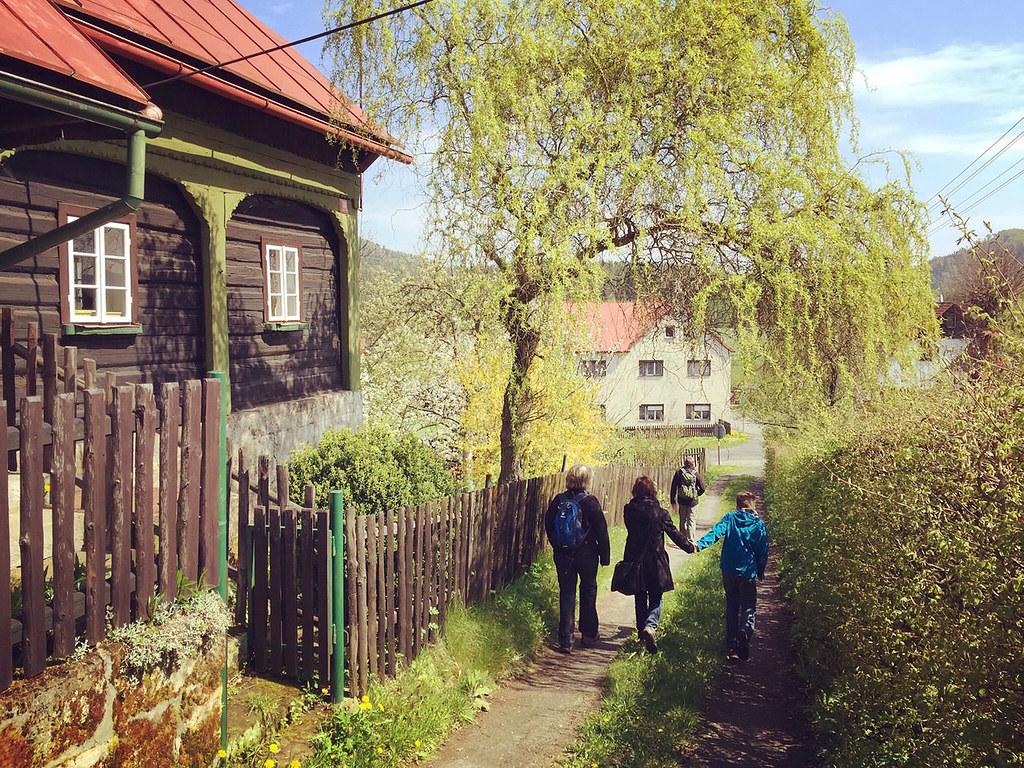 Felsenburg Schauenstein bei Hohenlaipa