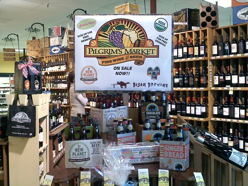 Pilgrim's Market Display | by NewPlanetBeer