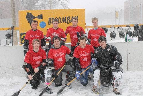 Old Spice - East Wadsworth Champions (3) | by irhcbroomball