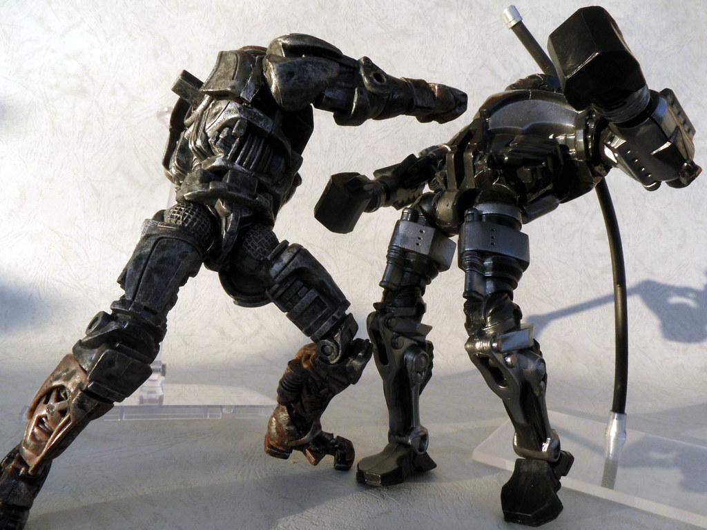 real steel zeus vs atom_17 | capcomkai | flickr