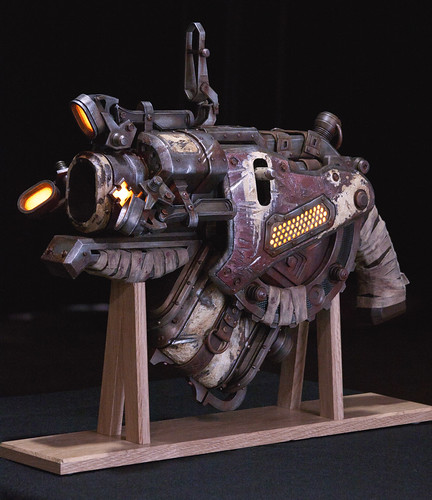 Finished Gears of War Digger Launcher | by CitizenSnips