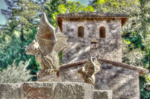 Wine Country Gargoyles' 2 | by Cameronscolors