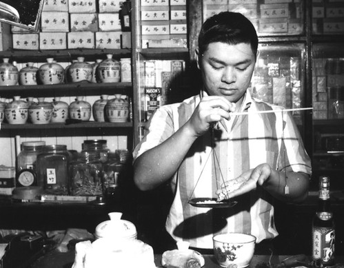 Proprietor of Chinese Store | by Galt Museum & Archives on The Commons