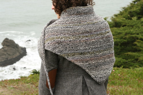 Sutro Wrap | by tentenknits