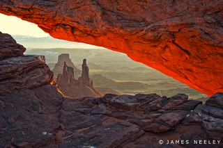 Window To A New Day | by James Neeley