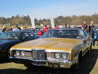 1972 Ford LTD 6.6 V8 Coupe. | by bramm77
