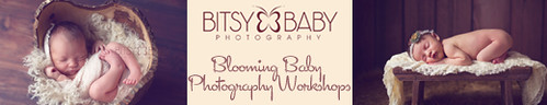 baby photography workshop banner | by Bitsy Baby Photography [Rita]