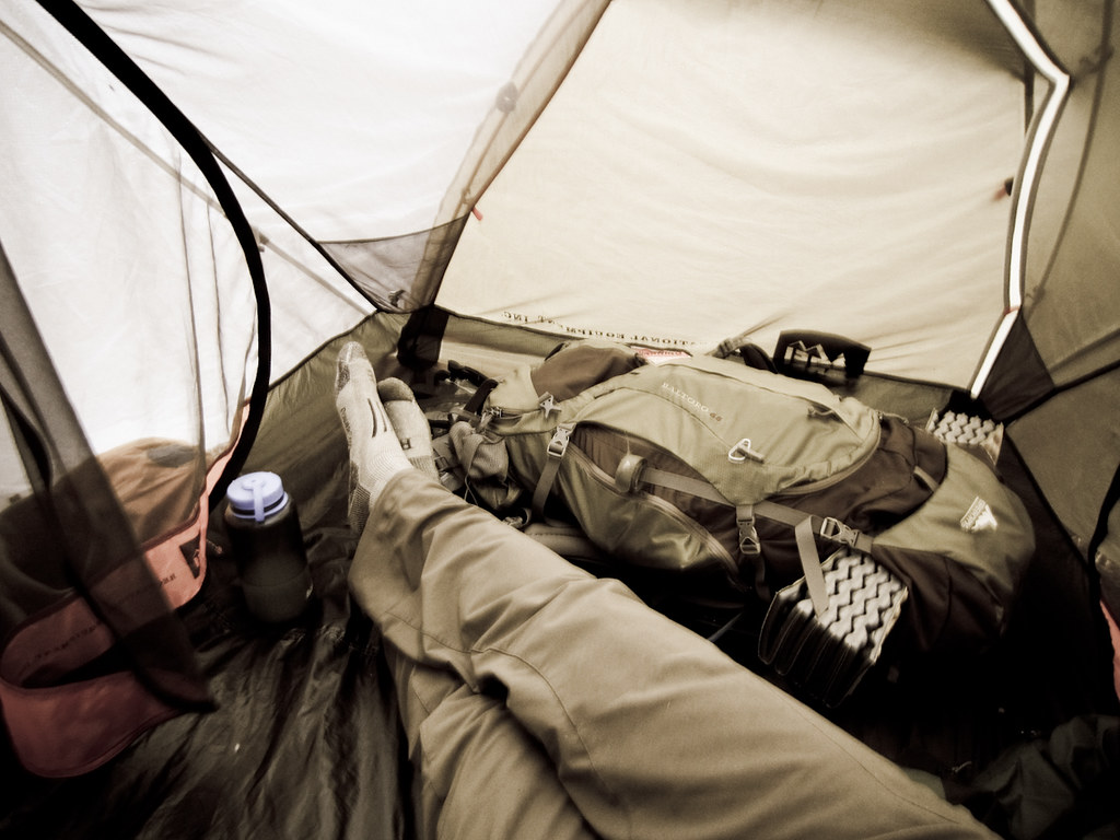 ... REI Quarter Dome T2   by The Hike Guy & REI Quarter Dome T2   Iu0027m liking the new tent! Plenty of roou2026   Flickr