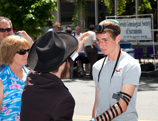 tefillin | by Robert Couse-Baker