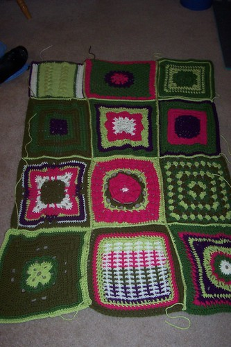 Spring Ahead Blanket 1.1 | by junebug2285