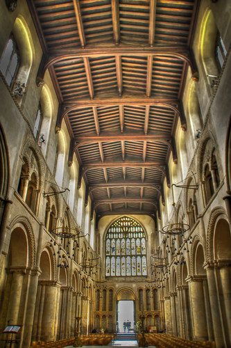Rochester Cathedral | by mike matthews