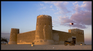 Al Zubarah Fort, Qatar | by heardth