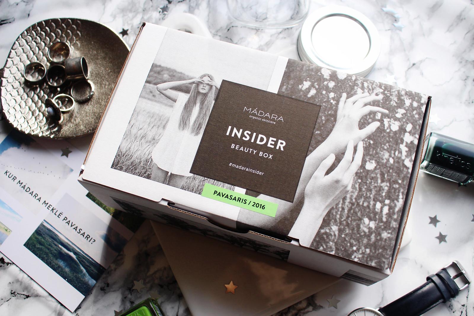 Madara Beauty Insider Box atsauksme
