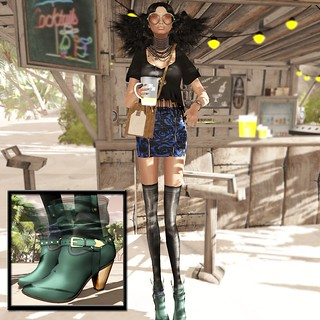 LOTD GODIVA happy hour! Cheers ^ ^ | by Gozii | {.:Ozi:.}