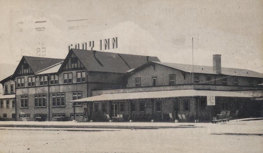 The Cody Inn - Cody, Wyoming