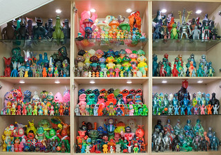 Toy collection 090212 | by fun9us