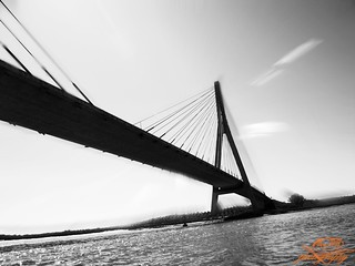 International bridge (Spain-Portugal) | by Ángel Marin