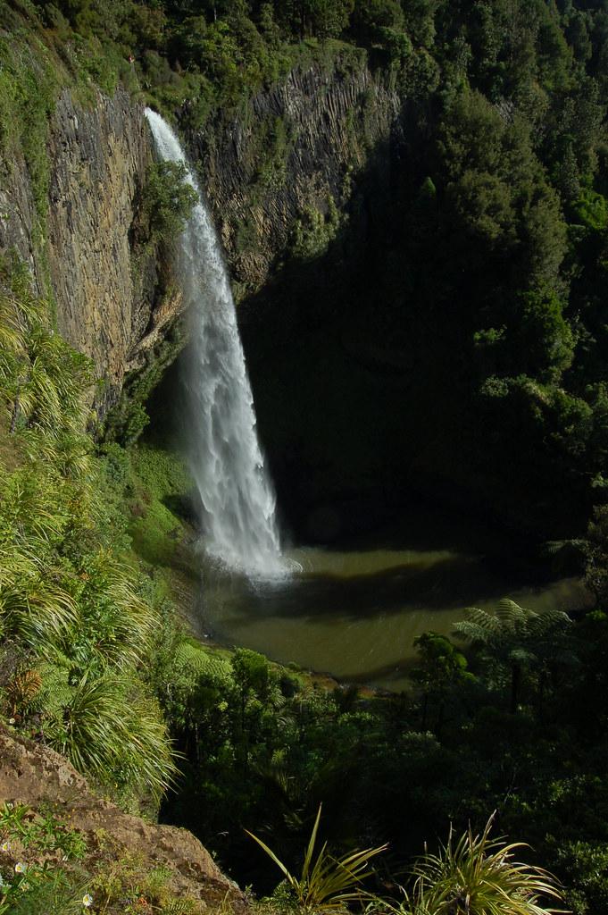 2008 Jan NZ Bridal Veil Falls 009
