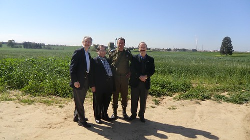 Touring an Israeli Iron Dome Installation | by Congressman Nadler