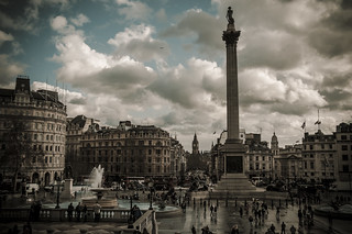 London - Trafalgar Square | by veronandrea78
