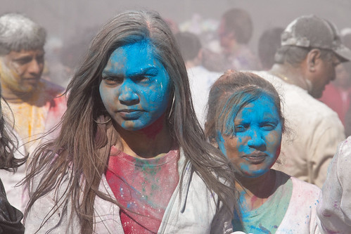 | Holi Festival in Queens, NYC | | by SOBPhotography