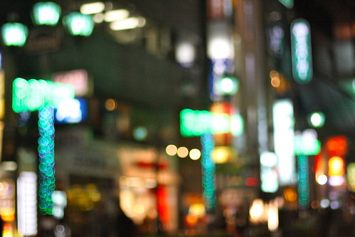 Tokyo bokeh | by kevin dooley
