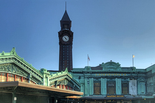 Erie-Lackawanna Railroad and Ferry Terminal, Hoboken | by Andrew Aliferis
