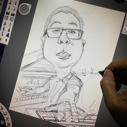 Sketch 2 for client....... | by jit@portraitworkshop.com