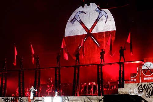 Roger Waters - In The Flesh? (The Wall Tour) + video | by Mono Andes
