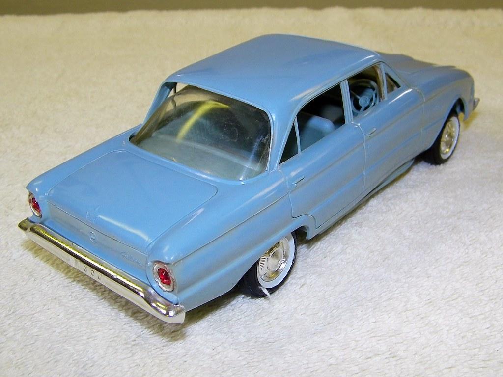 ... 1960 Australian Ford Falcon 4 Door Sedan Promo Model Car | by coconv & 1960 Australian Ford Falcon 4 Door Sedan Promo Model Car | Flickr markmcfarlin.com