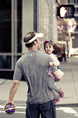 You Can Let Go Now Daddy | by FarCorner