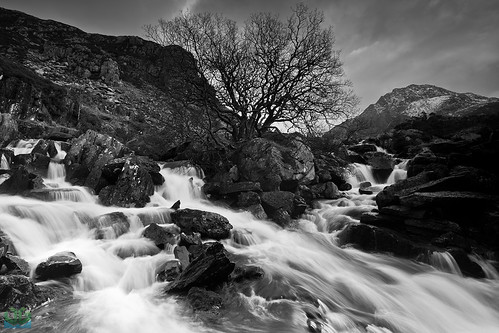 Tryfan Waterfall | by James G Photography