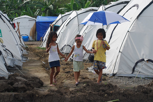 Tent city | by UNICEF Philippines