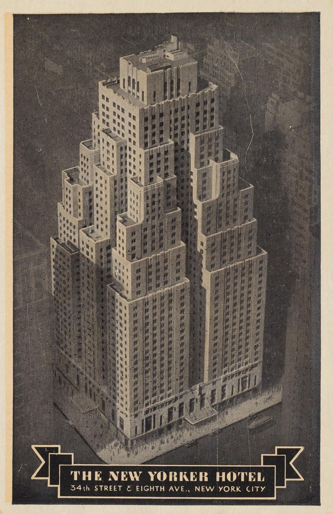 The New Yorker Hotel  - New York, New York