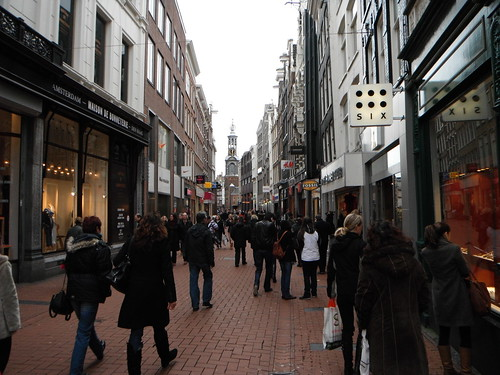 Kalverstraat Shopping, Amsterdam | by kmoliver