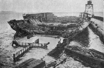 Image result for ss normandie salvage