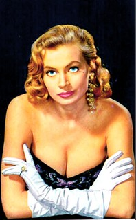 Anita Ekberg, a plenty of cleavage | by Movie-Fan
