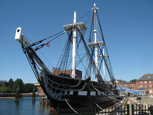 USS Constitution, Charlestown, credit Tim Grafft/MOTT | by Massachusetts Office of Travel & Tourism