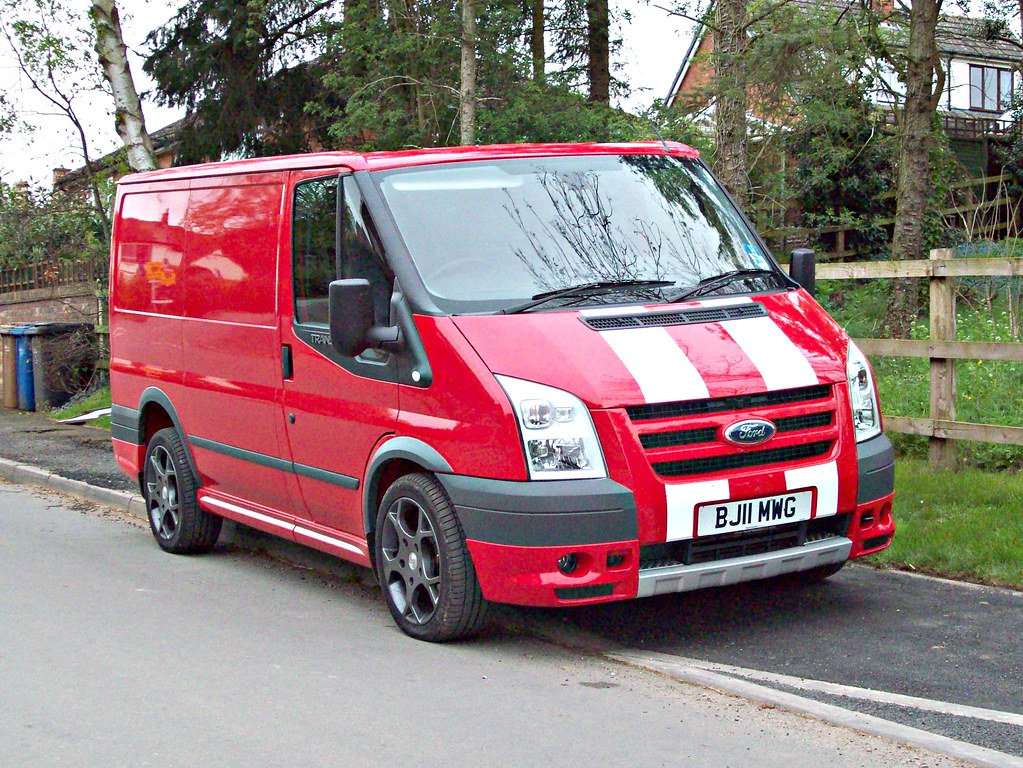 159 ford transit t260 s sport mk 7 2011 by robertknight16